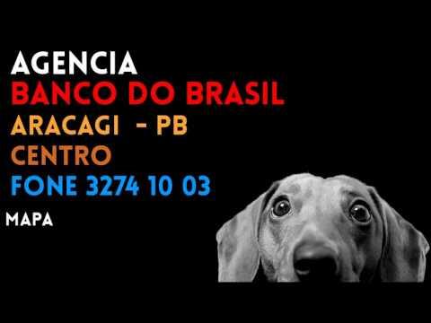 ✔ Agência BANCO DO BRASIL em ARACAGI/PB CENTRO - Contato e endereço