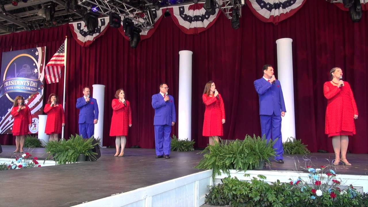 Limited Time Magic - President's Day Voices of Liberty