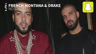 French Montana - No Stylist (Clean) ft. Drake