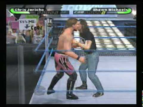 wwe smackdown shut your mouth playstation 2