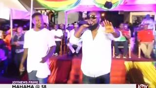 Mahama @ 58 - Joy Entertainment Prime (30-11-16)