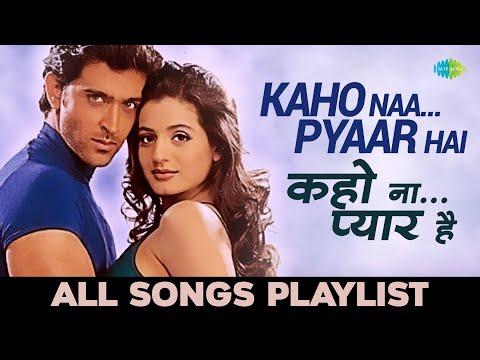 Video Kaho Naa Pyaar Hai | कहो ना प्यार है | All songs | Hrithik Roshan | Ameesha Patel | Audio Jukebox download in MP3, 3GP, MP4, WEBM, AVI, FLV January 2017