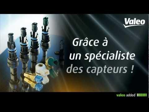 La gamme de capteurs moteurs de Valeo