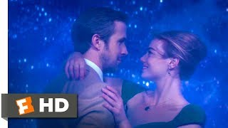 La La Land (2016) - Dancing in the Stars Scene (6/11) | Movieclips