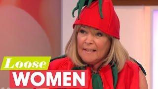 Loose Women Talk Shaving And Linda Robson Talks About Her Flower! | Loose Women