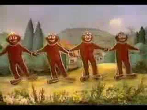 Sweet Gingerbread Man The Muppet Show