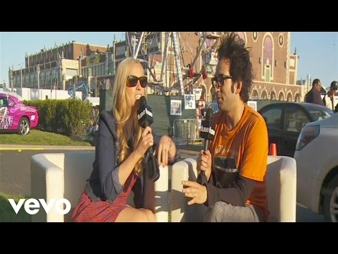 Motion City Soundtrack - Fuse Interview (Bamboozle 2012)