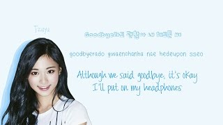 TWICE  Headphone � Lyrics Color Coded HanRomEng  by Soshi Lyrics
