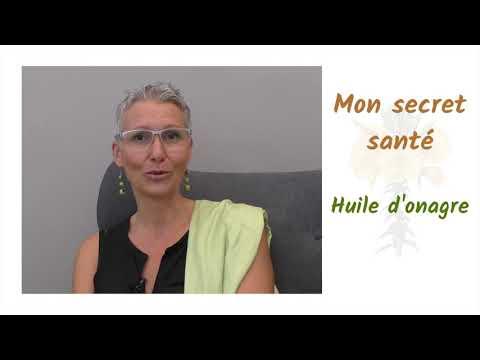 ONAGRE   Secrets santé de Valérie