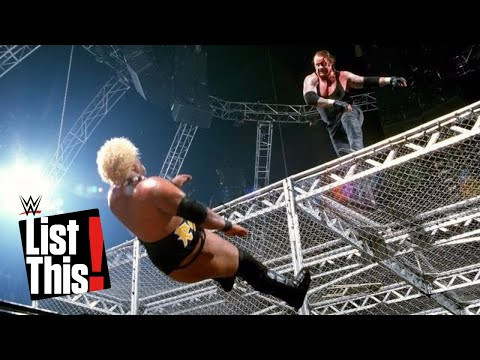 7 Superstars who fell off Hell in a Cell: WWE List This!