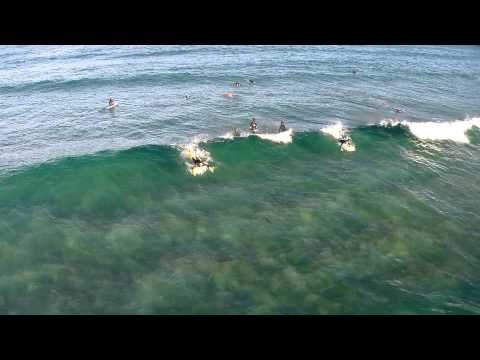 Avalon Beach Drone Video
