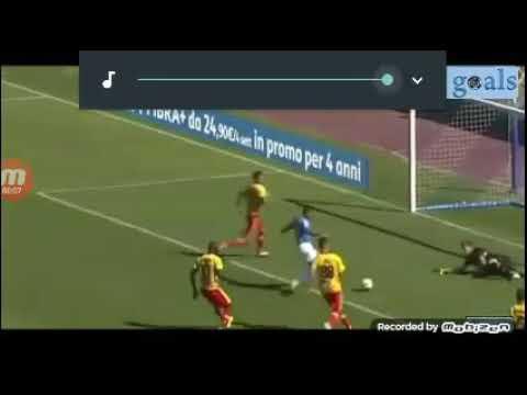 Napoli Benevento 6 0 goals