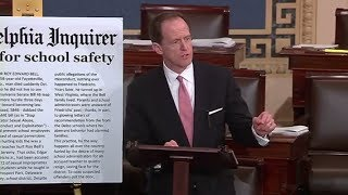 Video Release: SEN. TOOMEY: PASS MY BIPARTISAN BILL TO PROTECT CHILDREN
