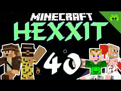 MINECRAFT HEXXIT # 40 - Fin «» Let's Play Minecraft Together | HD