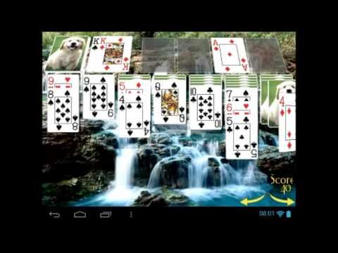 Video of Solitaire 3D