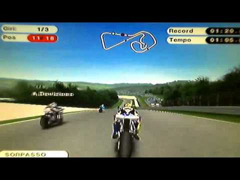 motogp 08 psp download ita