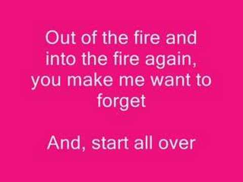 Tekst piosenki Hannah Montana - Start All Over po polsku