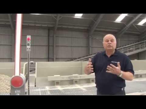 British Ceramic Tile, het productieproces