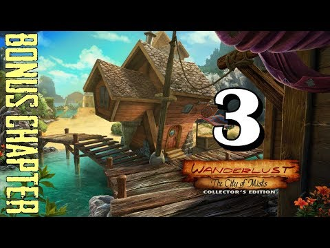 Let's Play - Wanderlust 2 - The City of Mists - Bonus Part 3