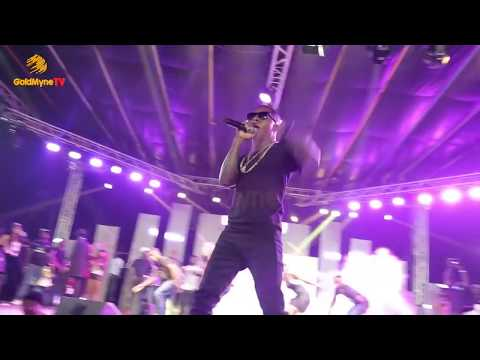 SMALL DOCTOR'S PERFORMANCE AT SMALL DOCTOR'S OMO BETTER CONCERT 2018