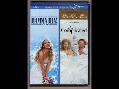 Opening To Mama Mia! 2008 DVD (2012 Reprint)