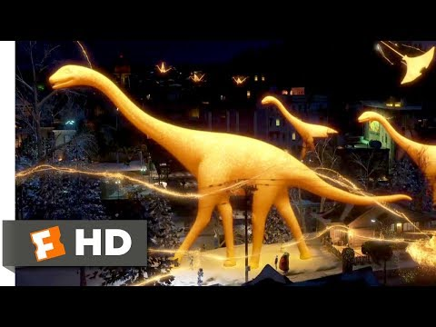 Rise of the Guardians (2012) - Dreams Come True Scene (10/10) | Movieclips