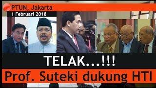Download Video Jooos...! PROF. SUTEKI Membela HTI pada Persidangan HTI vs KEMENKUMHAM 1 Februari 2018 MP3 3GP MP4