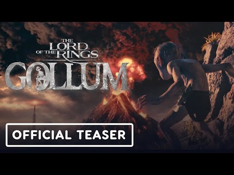 THE LORD OF THE RINGS - GOLLUM II Official Teaser Trailer II 2021 GAME
