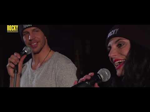 Peter Pecha a Markéta Procházka natočili speciální vánoční klip s písní z muzikálu Rocky