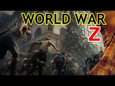Une HORDE de ZOMBIES vient sur moi, ça s'annonce mal !!! - World War Z - Ep.1