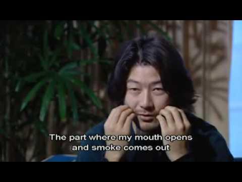 Tadanobu Asano interview ichi the killer