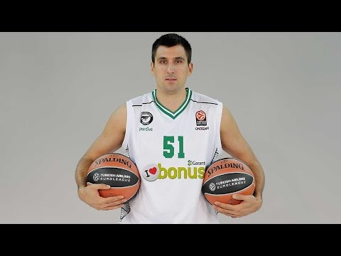 Video Replay: Milko Bjelica, Darussafaka Dogus Istanbul
