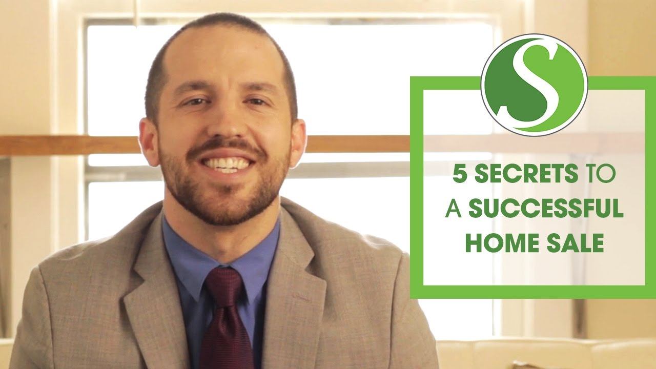 What Are 5 Secrets That Will Lead to a Successful Home Sale?