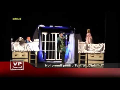"""Noi premii pentru Teatrul """"Ciufulici"""""""