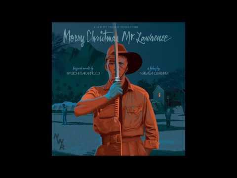 "Ryuichi Sakamoto and David Sylvian - ""Forbidden Colors"" (Merry Christmas Mr. Lawrence OST)"