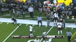 Vontaze Burfict vs Oregon 2011