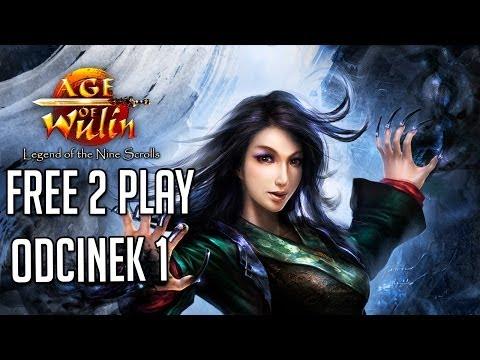 Age of Wulin – Pierwsze Wrażenia – Gameplay PL