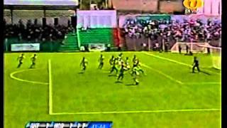 Luis Mendoza - Antigua 1 - 1 Nueva Concepción -