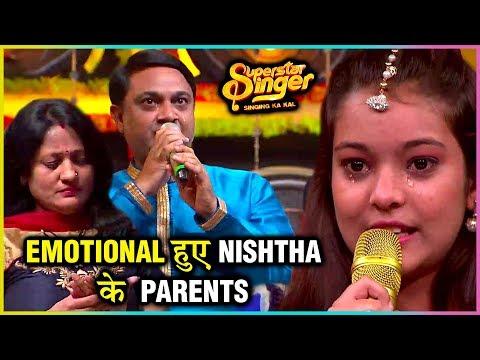 Superstar Singer   Parents Get EMOTIONAL