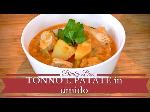 bimby - tonno e patate in umido