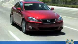 Lexus IS 350 Review - Kelley Blue Book