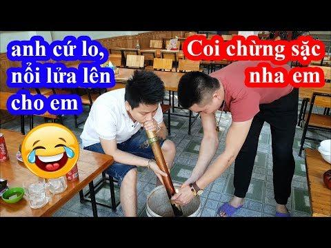 Bị lừa coi bói ở Thanh Hóa hai lúa buồn đời vào quán ốc làm hơi t.h.u.ố.c lào và cái kết cười ngất - Thời lượng: 27 phút.