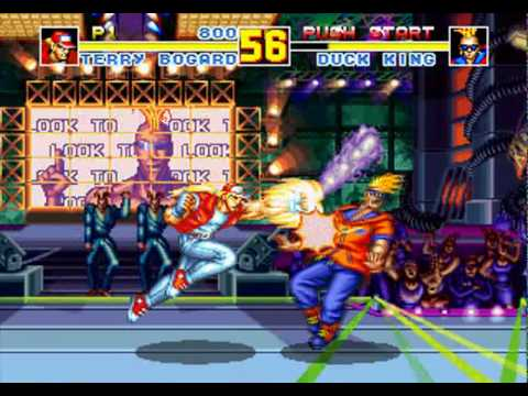 fatal fury special neo geo review