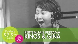 Video Pertemuan Pertama Kinos & Gina MP3, 3GP, MP4, WEBM, AVI, FLV Januari 2019