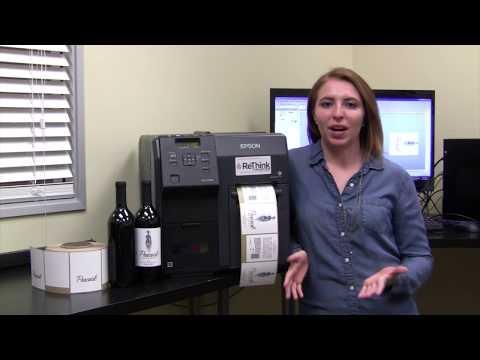 ReThink Wine Labeling - Digital On Demand