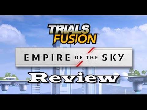 Trials Fusion : Empire of the Sky Playstation 4
