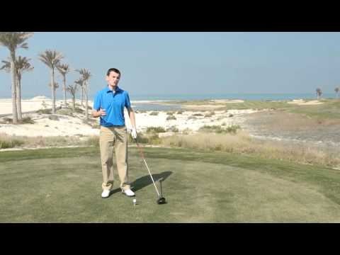 Golf tips: learn to release