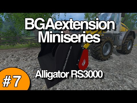 Alligator RS 3000 v2.0