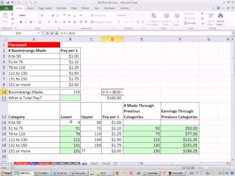 commission calculator excel