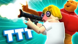 New Hero Duo: EYES MAN and GUN HANDS!   Gmod TTT